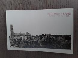 PHOTO BOSSUT MALINES MECHELEN - Mechelen