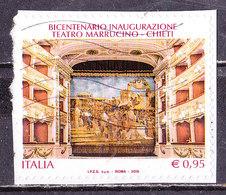 Italia 2018-Teatro Chieti   - Frammento - 1946-.. République