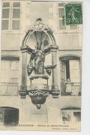 AUXERRE - Statue De Saint Nicolas - Auxerre