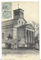 ~  JP  ~  49   ~    LE  VAUDELNAY  ~   L ' église   ~ - Otros Municipios