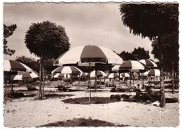 SAINT-HILAIRE De RIEZ - Colonie De Vacances De La Ville D'ARGENTEUIL - La Sieste Sous Les Parasols - Saint Hilaire De Riez