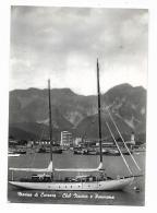 MARINA DI CARRARA - CLUB NAUTICO E PANORAMA VIAGGIATA FG - Carrara