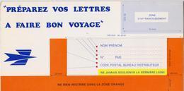 France - Documents De La Poste - Années 1970 - Poste