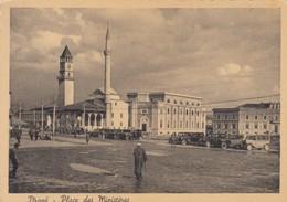 Tirana-tirane-place De Ministeres - Albania