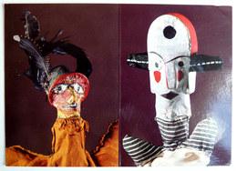 CALENDRIER PUBLICITAIRE TYPOFFSET MARIONETTES Tirées Du Livre Paul Klee - Calendars
