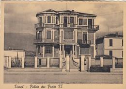 Tirana-tirane-veduta Palais Des Postes Jj - Albania