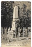 ~  JP  ~ 55  ~ SAUVIGNY   ~   Le Monument   ~ - Francia