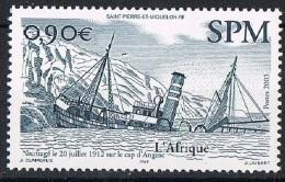 ST PIERRE ET MIQUELON  N** 806   MNH - St.Pierre Et Miquelon