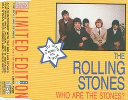 The ROLLING STONES - Who Are The Stones ? - CD - Interview - Musik & Instrumente