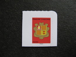 TB Timbre D'Andorre N°780, Neuf XX. - French Andorra