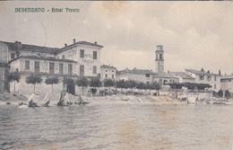 Desenzano-Lago Di Garda-Hotel Trento-Vg 1915.Integra E Originale100%an1-2 Scann- - Brescia