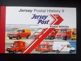 JERSEY MH 19 ** GESCHICHTE DER POST (II) POSTAUTOS 2006 - Jersey
