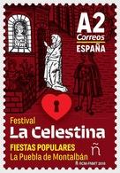 SPAIN, 2018, MNH,  LA CESLTINA, POPULAR FESTIVALS,   1v - Cultures
