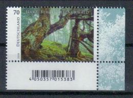 Deutschland 'Bergfichtenwald Im Harz' / Germany 'Wild Germany, Spruce Forests Of The Harz Mts.' **/MNH 2018 - Bäume