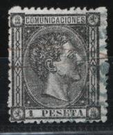 Spagna 1875 Unif.160 O/Used VF/F - Usati