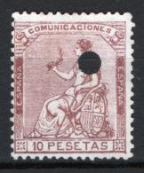 Spagna 1873 Unif.139 O/Used VF/F - 1873 1. Republik