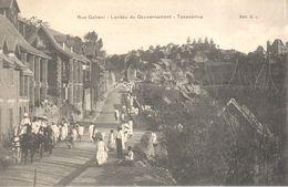 Afrique - Madagascar - Rue Galieni - Landau Du Gouvernement - Tananarive - Madagascar