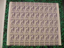 Feuille Neufs 1947 - St.Pierre Et Miquelon - N°326 Y&T Coté !! € - St.Pierre Et Miquelon