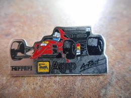A010 -- Pin's Ferrari Agip - F1