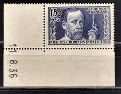 FRANCE 1936 / 37 - Y.T. N° 333  - NEUF** - Unused Stamps