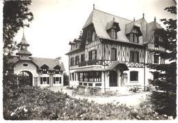POSTAL     PAU  -FRANCIA  - INSTITUTO ST.DOMINIQUE MONTARDON -LA VILLA - Pau