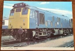 25/2 Class No. 25246 - Trains