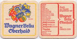 #D216-261 Viltje Wagner Bräu Oberhaid - Portavasos