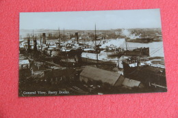 Wales Barry Docks General View NV - Non Classés