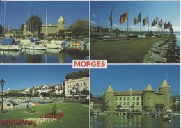 Morges Sur Le Lac Leman -Multiview - Photo: Jaeger - VD Vaud