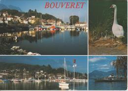 Le Village Et Le Port De Bouveret - Photo: Darbellay - VS Valais