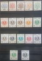 E11e24 - Egypt 1972 & 1976 Official Stamps MNH - Egypt