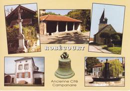 88  ROBECOURT / MULTIVUES / ANCIENNE CITE CAMPANAIRE / FONTAINES - France