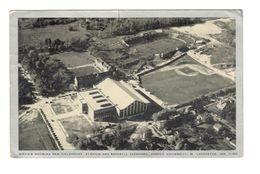 17 SHOWING FIELDHOUSE - STADIUM & BASEBALL DIAMONDS - PURDUE UNIVERSITY - STADIO - ESTADIO - STADION - STADE - FOOTBALL - Lafayette