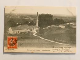 C.P.A. 55 Environs De SAINT-MIHIEL : Usine Electrique, Timbre En 1911 - Saint Mihiel