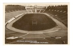 18 COLISEUM - EXPOSITION PARK - STADIUM - LOS ANGELES - CALIFORNIA - STADIO - ESTADIO - STADION - STADE - FOOTBALL - Stadi