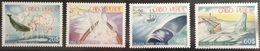 CABO CAPE VERDE 2007  WHALE WHALES CYCLE BALEINE BALEINES FISH FISHES POISSONS RARE MNH - Baleines