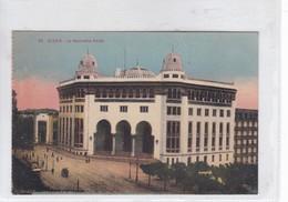 ALGER. LA NOUVELLE POSTE. CIRCA 1900's.- BLEUP - Algerije