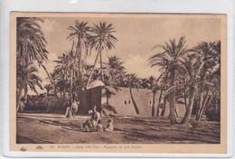 BISKRA. OASIS D'EL ALIA-MOSQUEE DE SIDI BRAHIM. CAP. VOYAGEE. CIRCA 1900's.- BLEUP - Biskra