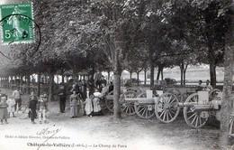 Château-la-Vallière (37) - Le Champ De Foire 1909 - Frankreich