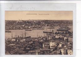 CONSTANTINOPLE. VUE DE LA CORNE D'OR. N AZIKRI. CIRCA 1910's.- BLEUP - Turkije