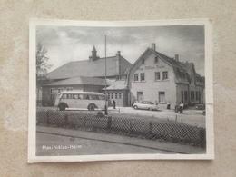 Ehrenfriedersdorf, Max-Niklas-Heim, Alter Bus, Auto, Foto - Ehrenfriedersdorf