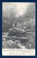 Sart-lez-Spa (Jalhay). La Hoegne. Gouffre Du Petit-Fond. 1905 - Jalhay