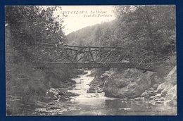 Sart-lez-Spa (Jalhay). La Hoegne. Pont Des Forestiers - Jalhay