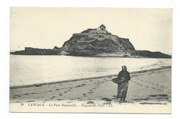 35/ ILLE Et VILAINE...CANCALE. Le Fort Duguesclin - Cancale