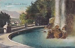 CPA Nice, Cascade Du Château (pk49893) - Monumenten, Gebouwen