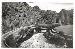 SAINT JEAN DU GARD - La Route Des Gorges Et Son Tunnel - Saint-Jean-du-Gard