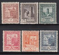 1935-1943   EDIFIL Nº 28, 29, 32, 36, 39, 40,   /**/ - Nuevos