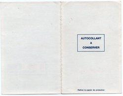 DOCUMENT COMMERCIAL FRANCE TELECOM Autocollant Services 331 - Factures & Documents Commerciaux