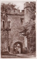 DUNSTER CASTLE -  THE GREAT GATEHOUSE - England