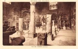 75 - PARIS - Musée De CLUNY - Vue Des Thermes (Intérieur) - Museums